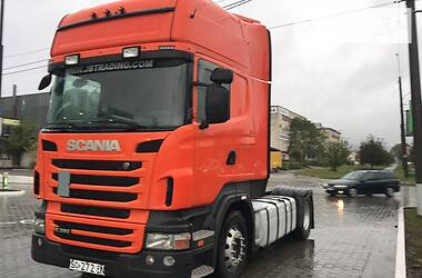 Scania R 380 2012 в Черновцах