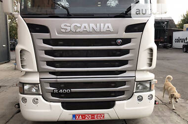 Scania R 400 2010 в Семеновке