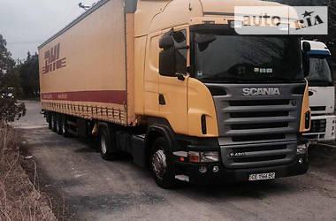 Scania R 420 2007 в Черновцах