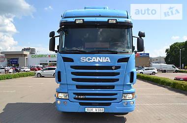 Scania R 420 Highline Euro5