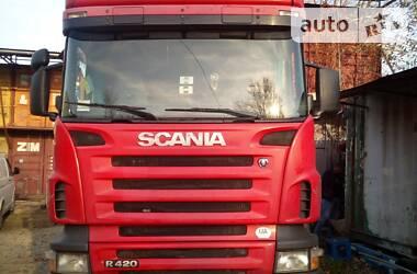 Scania R 420 2007 в Дрогобыче