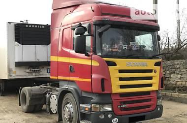 Scania R 420 2007 в Белгороде-Днестровском