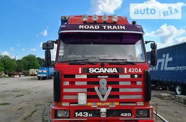 Scania R 420 1995 в Белой Церкви