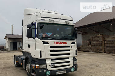 Scania R 420 2009 в Тячеве