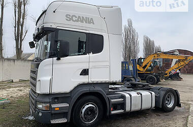 Scania R 420 2008 в Кременчуге