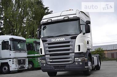 Тягач Scania R 420 2010 в Хусте