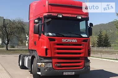 Scania R 440 2008 в Хусті