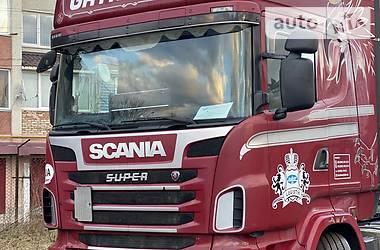 Scania R 440 2011 в Івано-Франківську