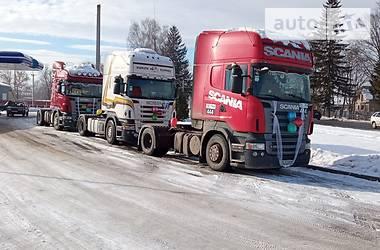 Scania R 440 2009 в Львове
