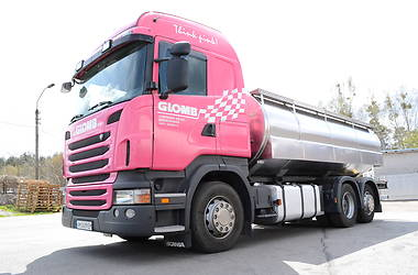 Scania R 440 2010 в Житомире