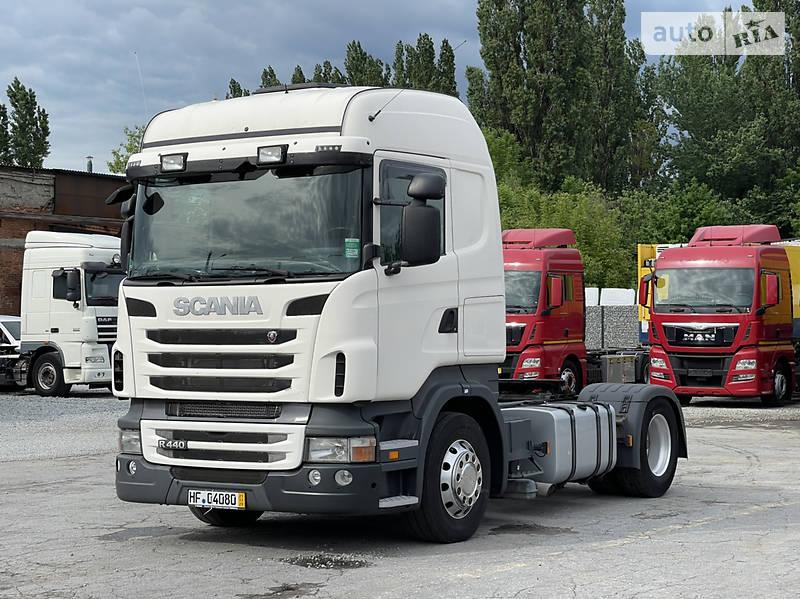Тягач Scania R 440 2011 в Житомире