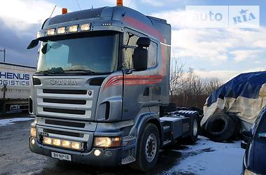 Scania R 480 2008 в Тернополе