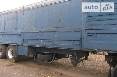 Schmitz Cargobull AWF 18 1997 в Васильковке