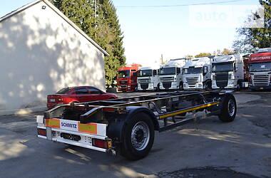 Schmitz Cargobull AWF 18 2012 в Хусте