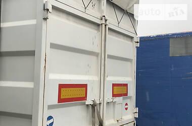 Зерновоз - полуприцеп Schmitz Cargobull BPW 2002 в Киеве