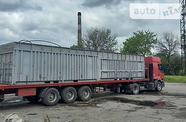 Зерновоз - полуприцеп Schmitz Cargobull BPW 2000 в Кривом Роге