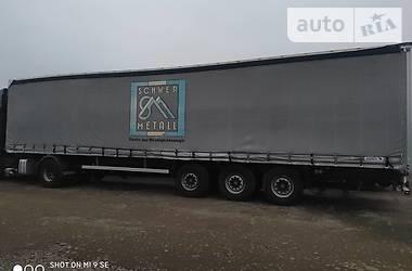 Schmitz Cargobull Cargobull 2007 в Черновцах