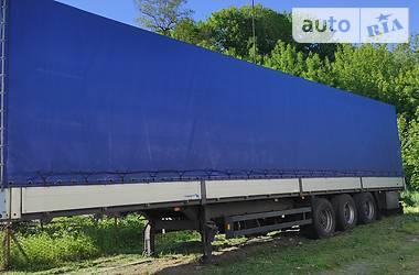 Тентованный борт (штора) - полуприцеп Schmitz Cargobull Cargobull 2000 в Жовкве