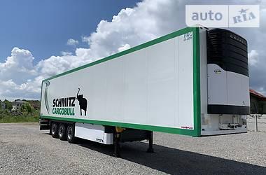 Рефрижератор полуприцеп Schmitz Cargobull Cargobull 2007 в Виннице