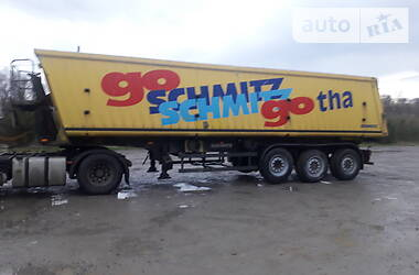Schmitz Cargobull Gotha 2002 в Стрые