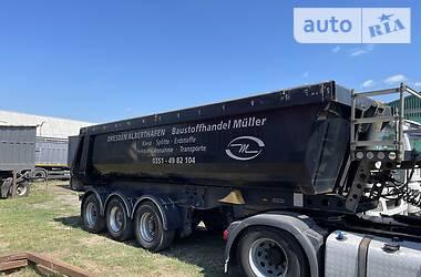 Самоскид напівпричіп Schmitz Cargobull Gotha 2008 в Гайвороні