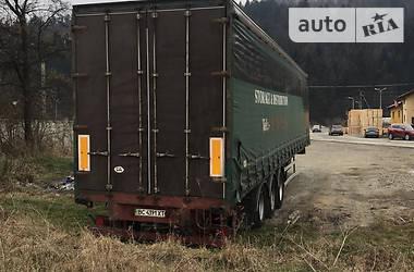 Schmitz Cargobull ROR 2001 в Сколе