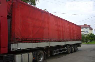 Schmitz Cargobull S01 2001 в Ковеле