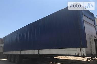Schmitz Cargobull S01 2001 в Краматорске
