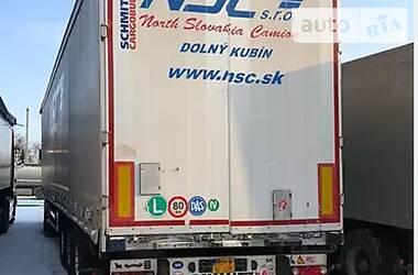 Schmitz Cargobull S01 2006 в Кривом Роге