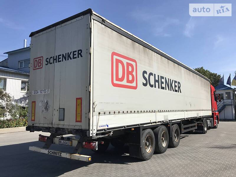 Schmitz Cargobull S01 Schmitz S01