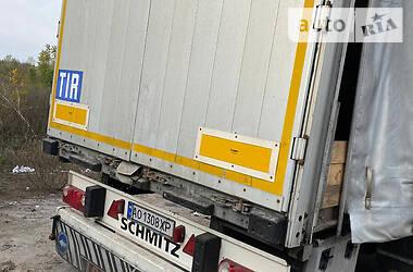 Schmitz Cargobull S01 2006 в Кременчуге