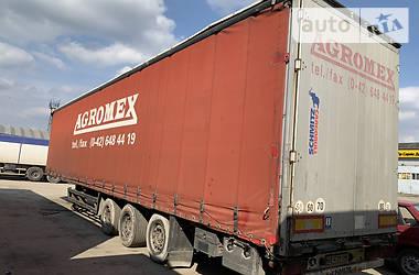 Schmitz Cargobull S01 2004 в Дніпрі