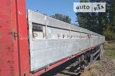 Платформа полуприцеп Schmitz Cargobull S01 2001 в Киеве