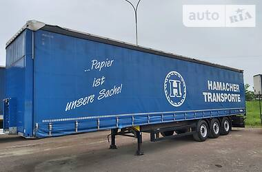 Schmitz Cargobull SAF 2012 в Ровно