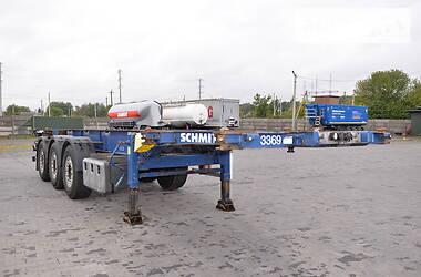 Контейнеровоз полуприцеп Schmitz Cargobull SAF 2007 в Виннице