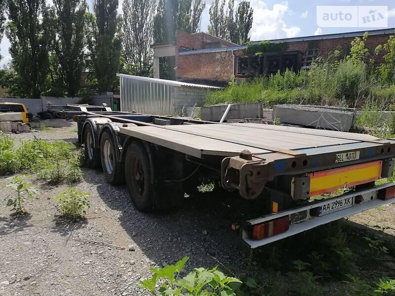 Schmitz Cargobull SCF
