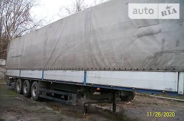 Тентованный борт (штора) - полуприцеп Schmitz Cargobull SCS 24/L13.62BS EB 1997 в Чернигове