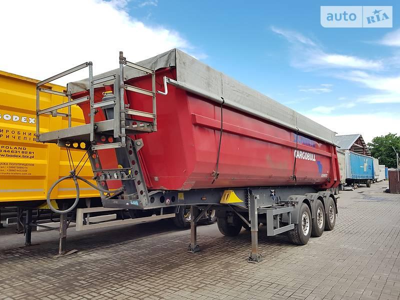 Самосвал полуприцеп Schmitz Cargobull SKI 2009 в Черкассах