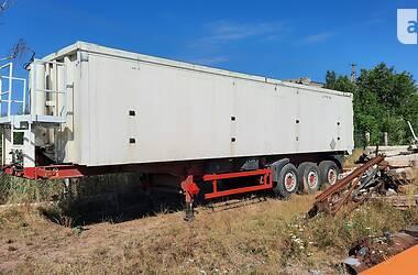 Зерновоз - полуприцеп Schmitz Cargobull SKI 2003 в Коростене
