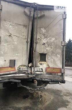 Рефрижератор полуприцеп Schmitz Cargobull SKO 24 2000 в Новограде-Волынском