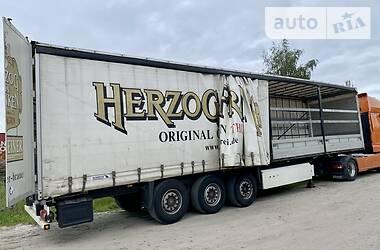 Тентованный борт (штора) - полуприцеп Schmitz Cargobull SO1 2009 в Сумах