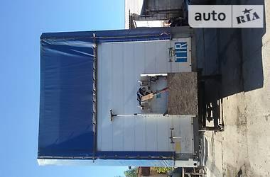 Тентованный борт (штора) - полуприцеп Schmitz Cargobull SPR 2007 в Макарове