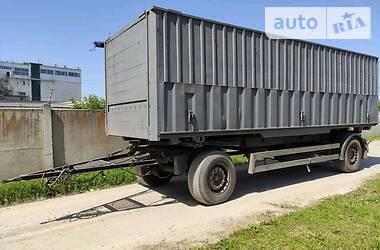 Schmitz Cargobull WF 2000 в Павлограді