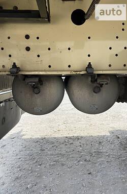 Тентованный борт (штора) - полуприцеп Schmitz S-01 2009 в Тернополе