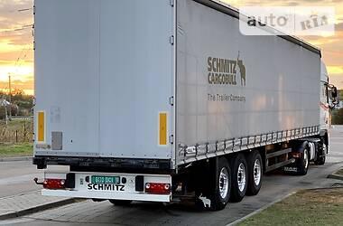 Schmitz S01 2008 в Бродах