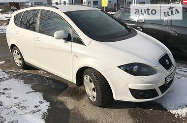 Seat Altea XL I tech 1.6 TDI DSG 2015