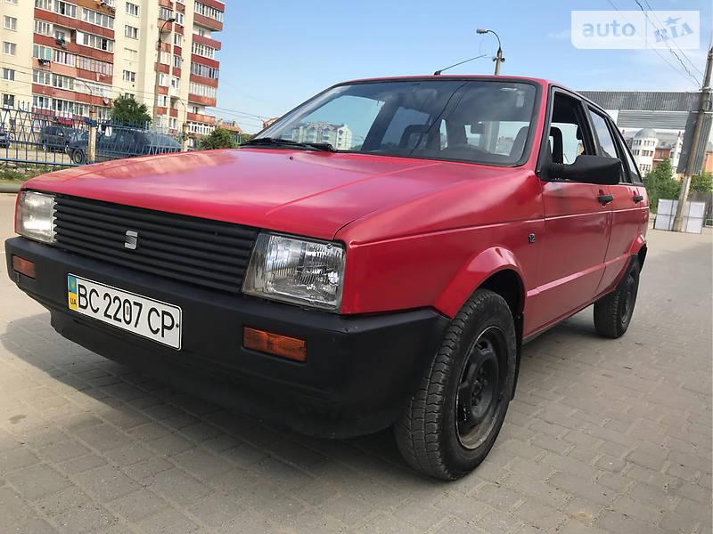 Seat Ibiza 1991 в Ивано-Франковске