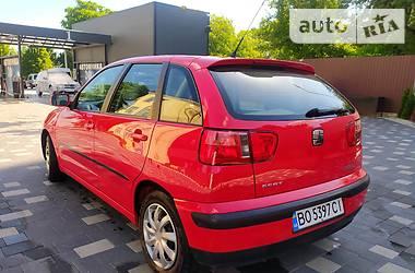 SEAT Ibiza 2000 в Бучаче