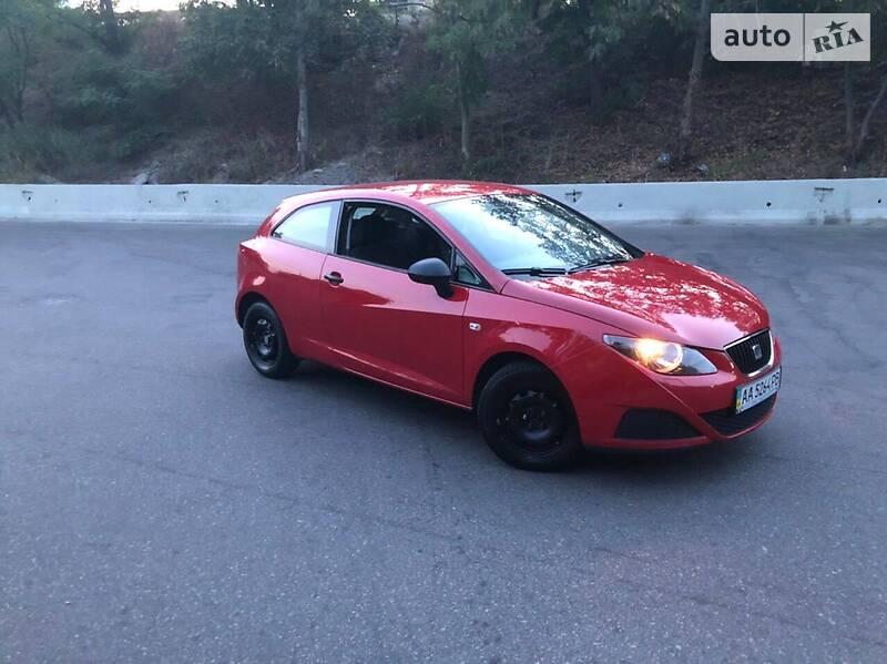 Купе SEAT Ibiza 2011 в Обухове