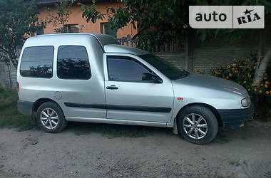 SEAT Inca 2000 в Сумах